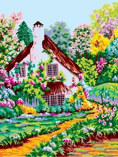 Picture of Cottage Garden