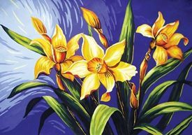 Picture of Gorgeous Yellow Flowers