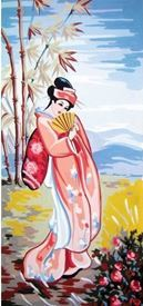 Picture of Japenese Lady 1