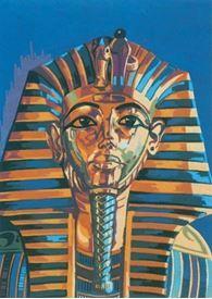 Picture of King Tutenkhamen
