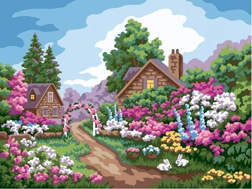 Picture of Lavender House