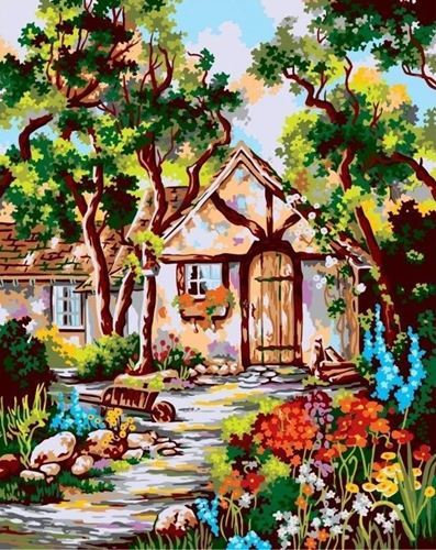 Picture of Rustic Cottage