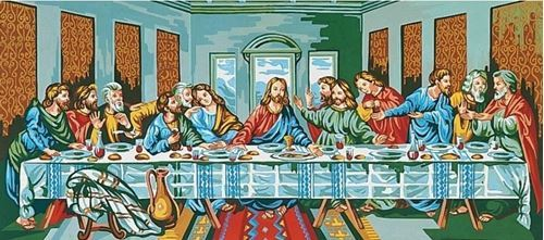 Picture of The Last Supper (Large)