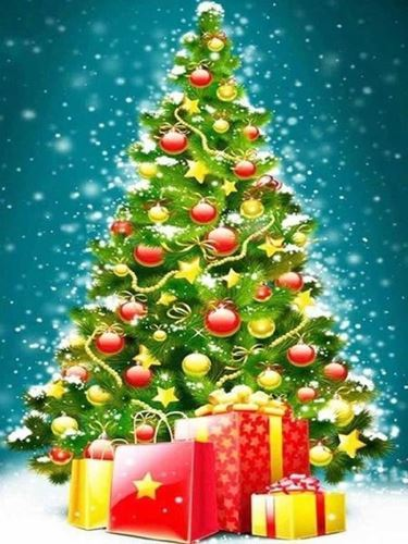 Picture of Christmas Tree