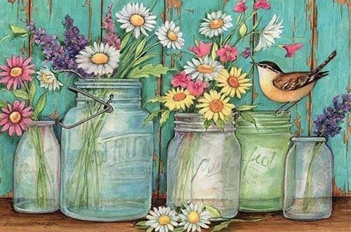 Picture of Flower Jars