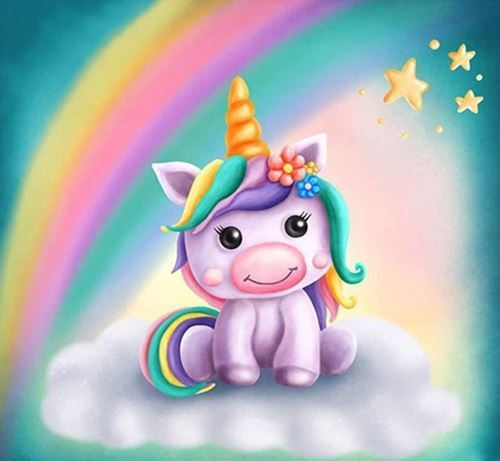 Picture of Rainbow Unicorn