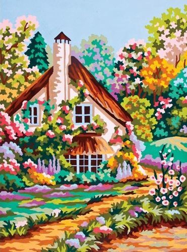 Picture of Colourful House