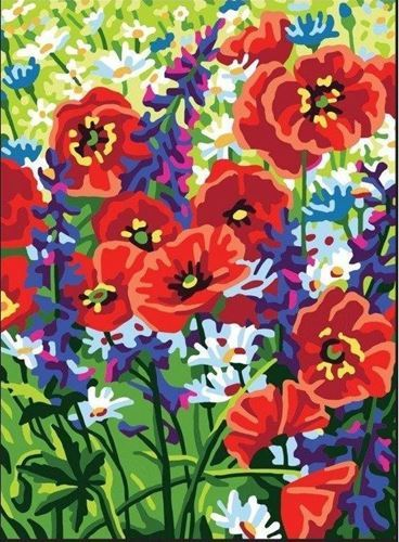 Picture of Poppies Delight