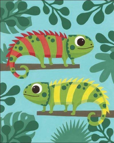 Picture of Iguanas