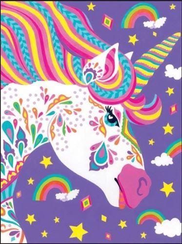 Picture of Unicorn head
