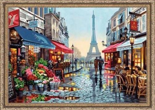 Picture of Paris Flower Shop