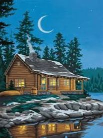 Picture of Lakeside Cabin