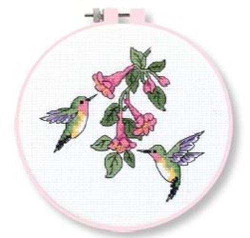 Picture of Hummingbird Duo