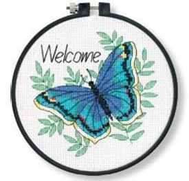Picture of Welcome Butterfly
