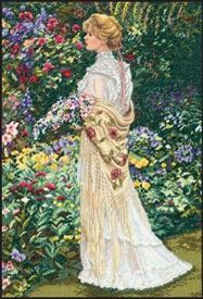Picture of In Her Garden