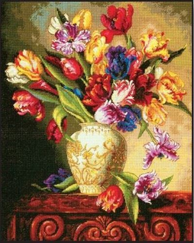 Picture of Parrot Tulips