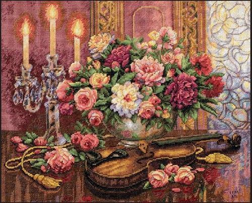 Picture of Romantic Foral
