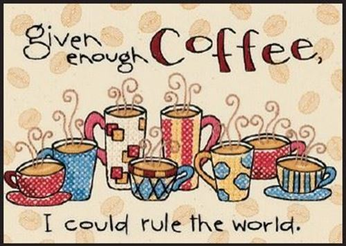 Picture of Enough Coffee
