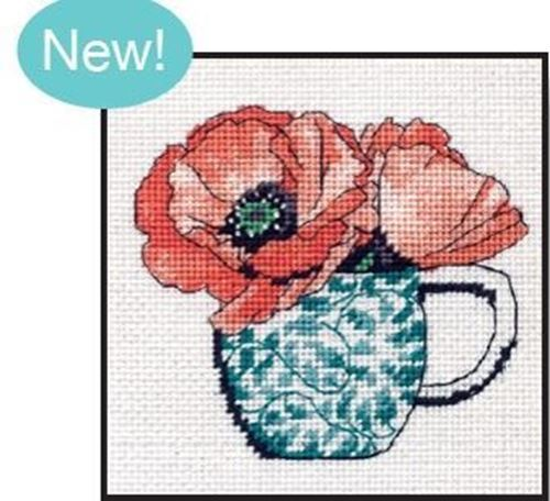 Picture of Floral Teacup