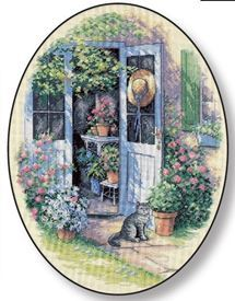 Picture of Garden Door