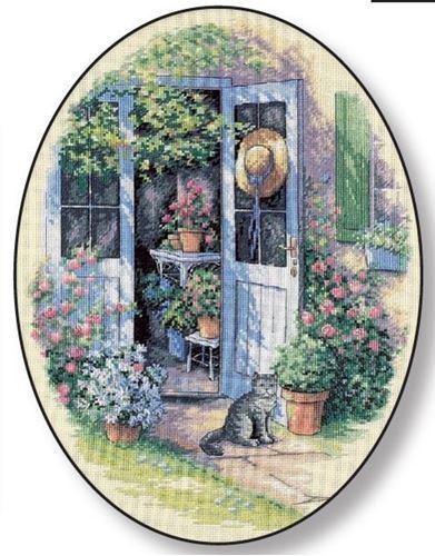 Picture of Garden Door