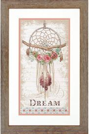 Picture of Floral Dreamcatcher