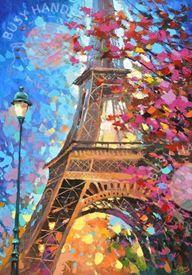 Picture of Autumn in Paris