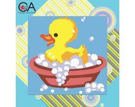 Picture of Duck in the bath
