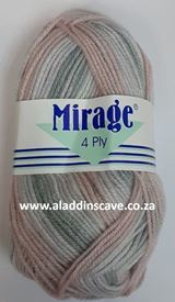 Picture of Mirage 4Ply Print - 304 Oreo Dip